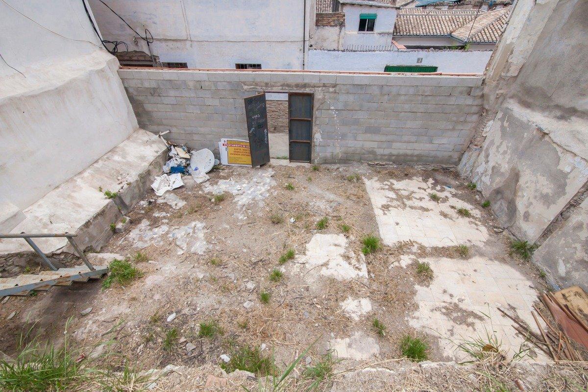 SOLAR LISTO PARA CONSTRUIR JUNTO CALLE ELVIRA, Granada
