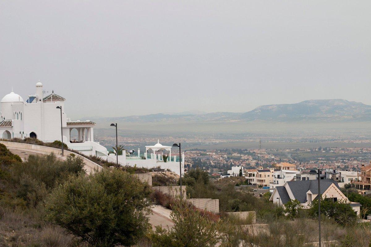 Parcela en los Altos de la Zubia, Granada