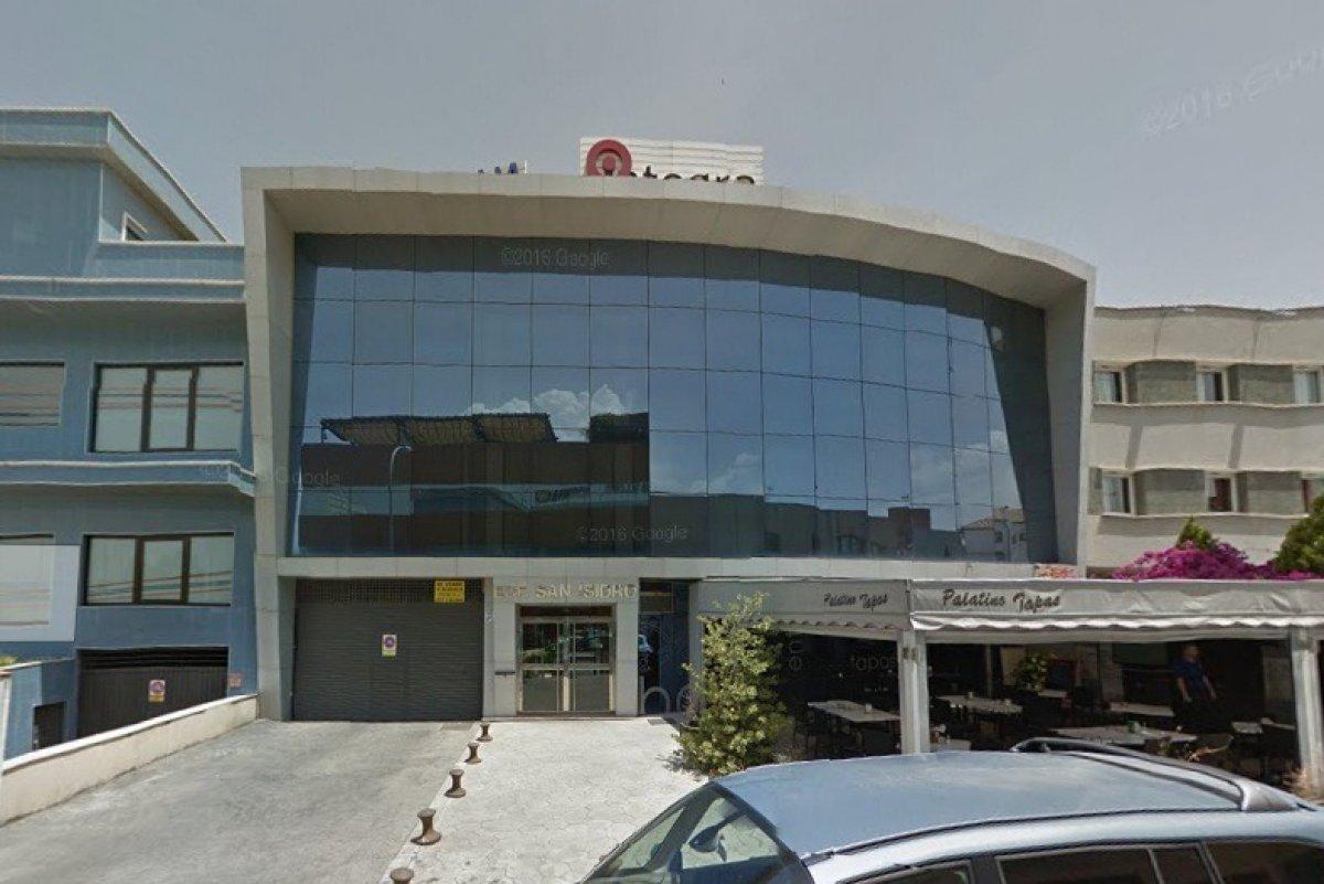 Oficina en Carrefour