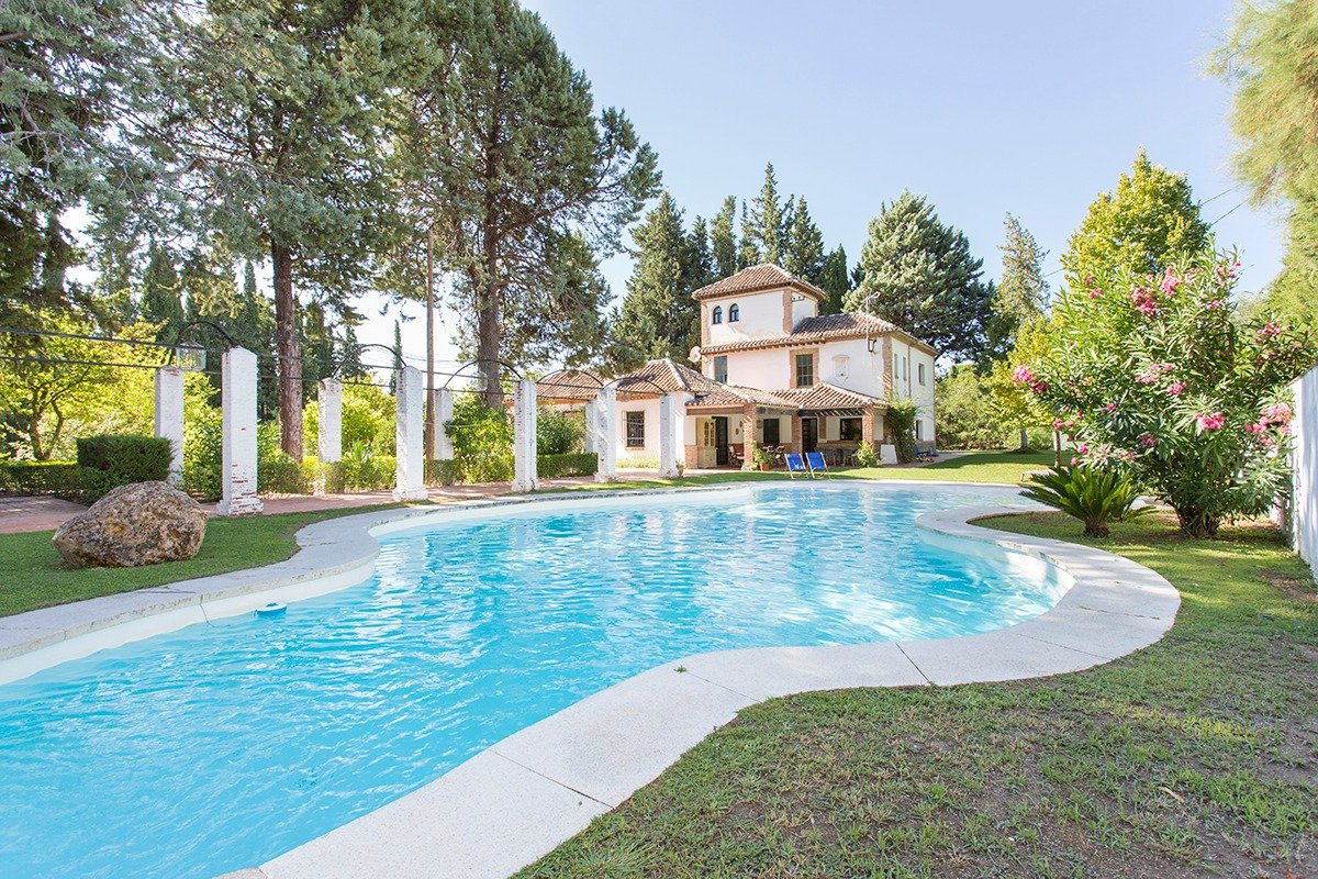 Impresionante Villa, Granada