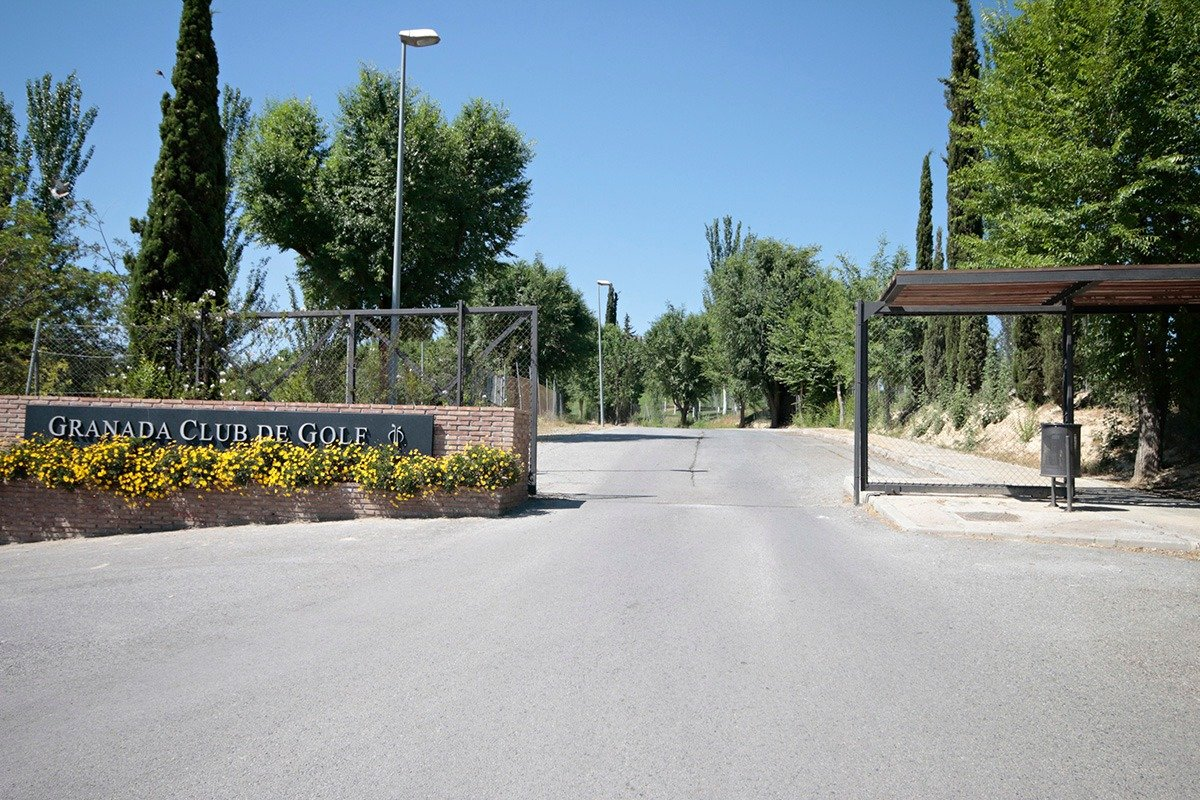 Magnífica parcela urbana de 863 m2 en la prestigiosa urbanización de Pedro Verde.REF15654, Granada