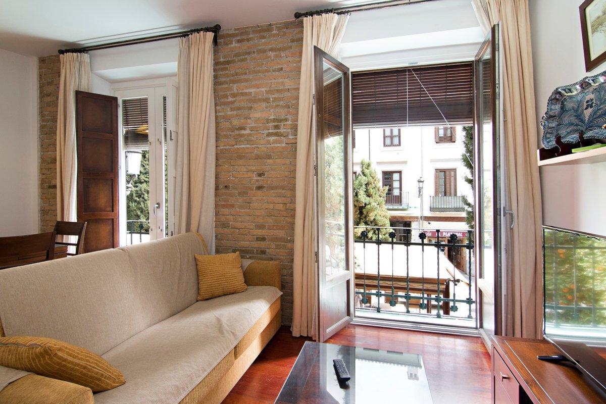Apartamento junto a la catedral!!, Granada