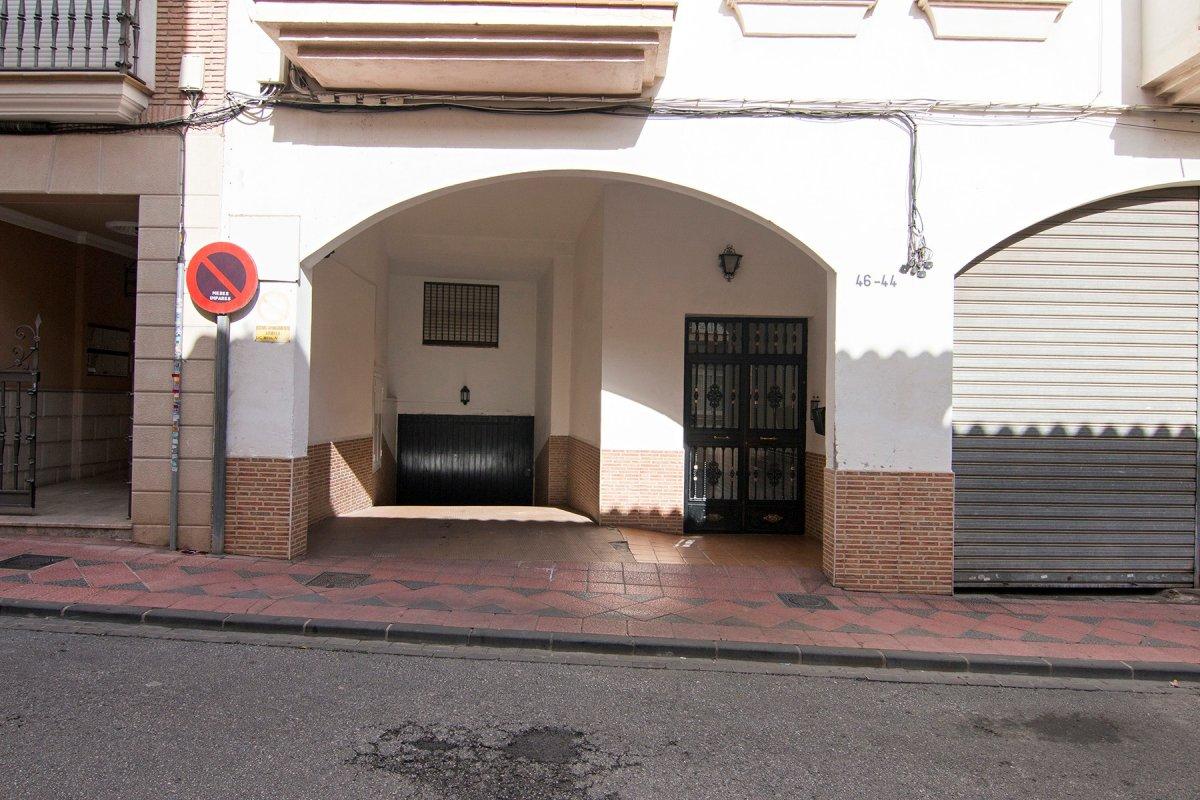 Cochera en Armilla centro, Granada