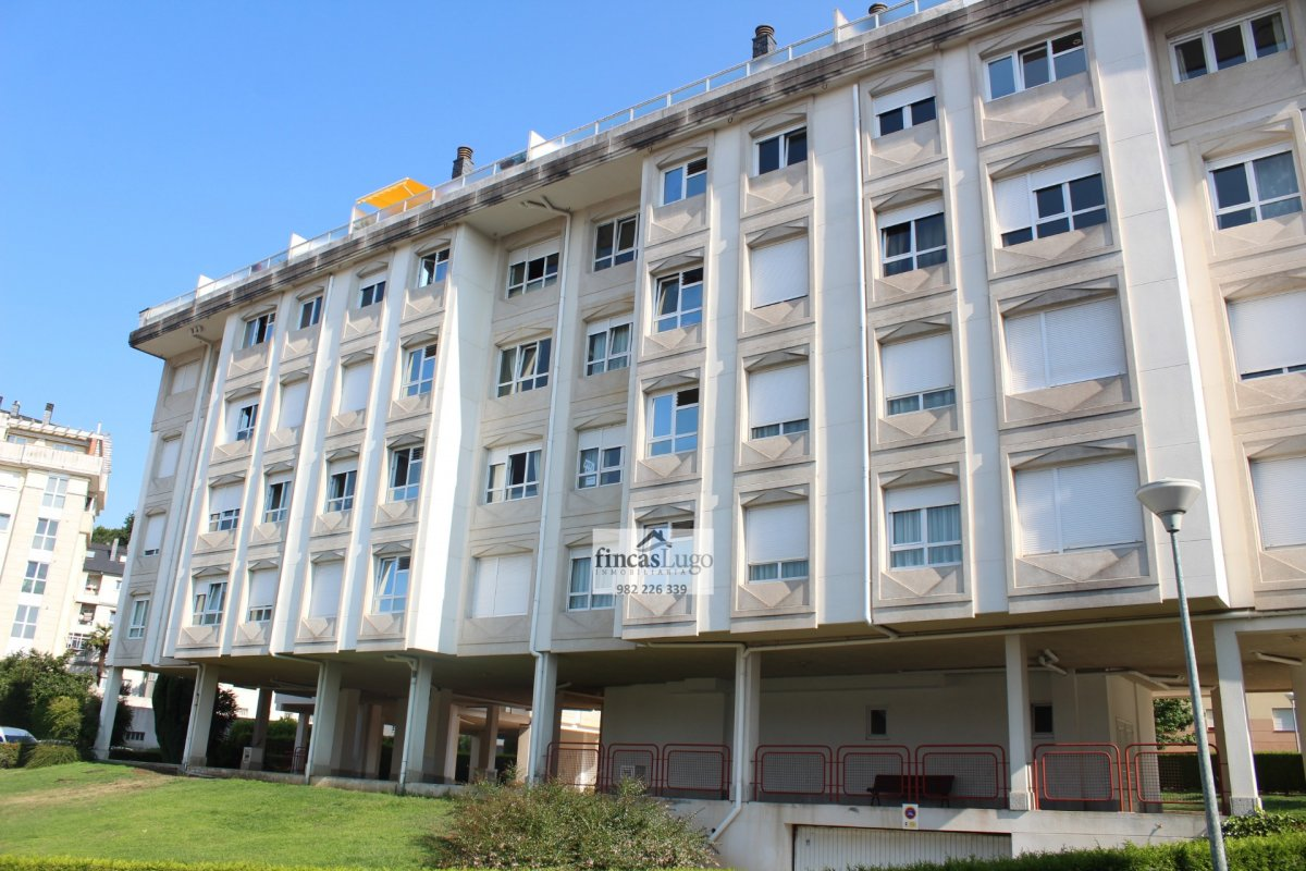 Apartamento en alquiler en Universidad, Lugo