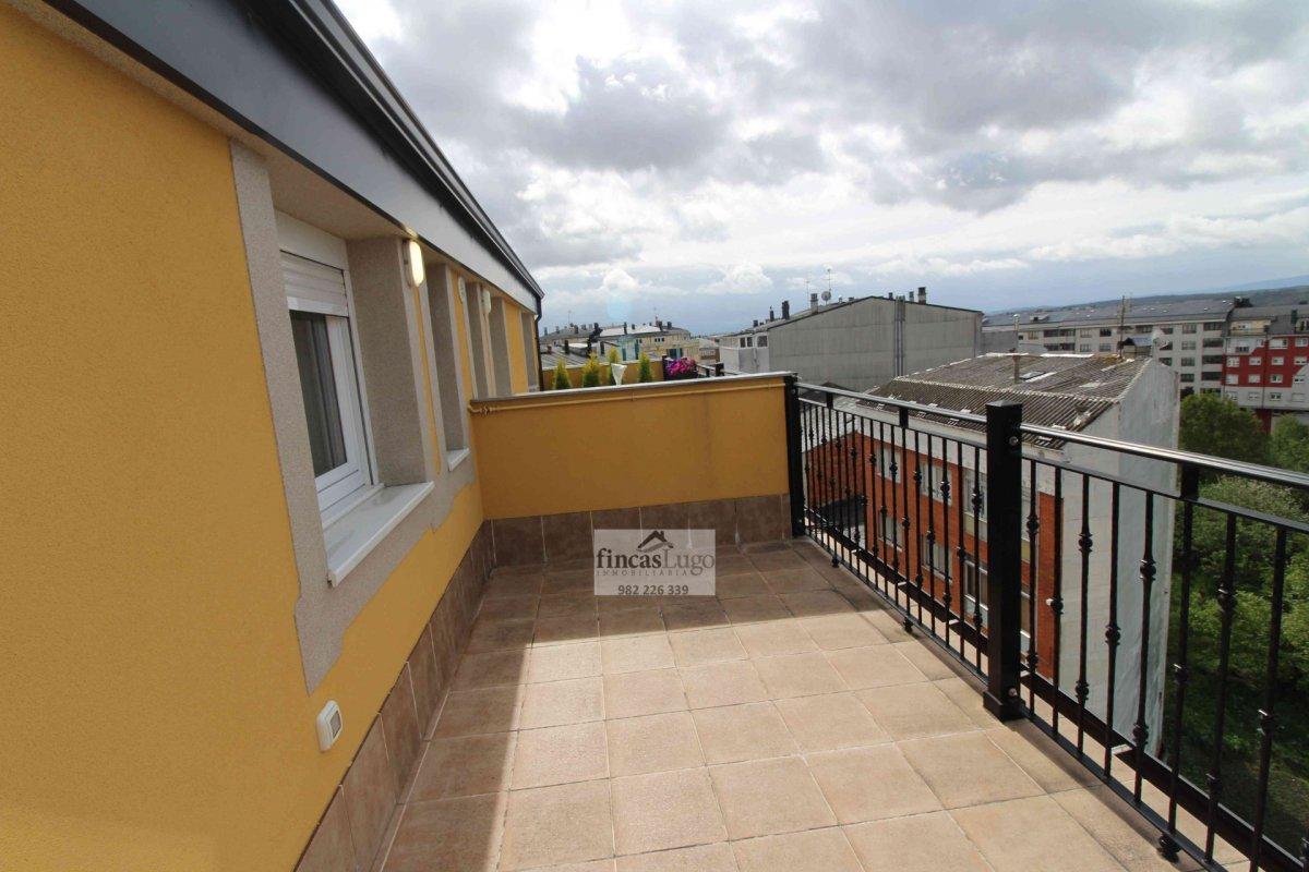 Apartamento en venta en Milagrosa, Lugo