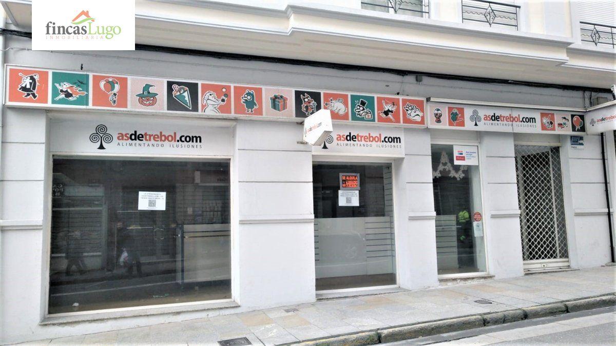 Local en alquiler en Centro, Lugo