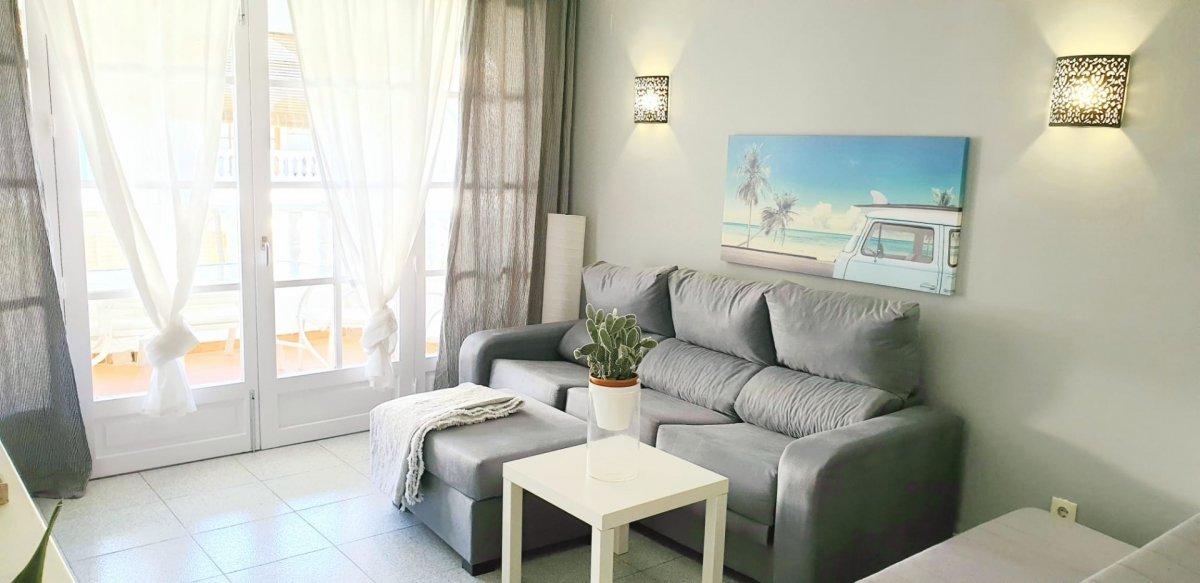 Duplex apartment on Almadrava beach - Apartment in Denia
