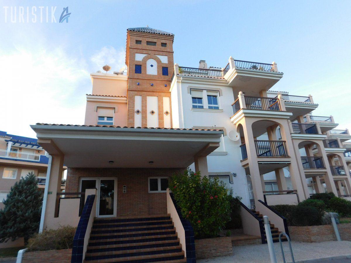 First line apartment - Apartment in Denia