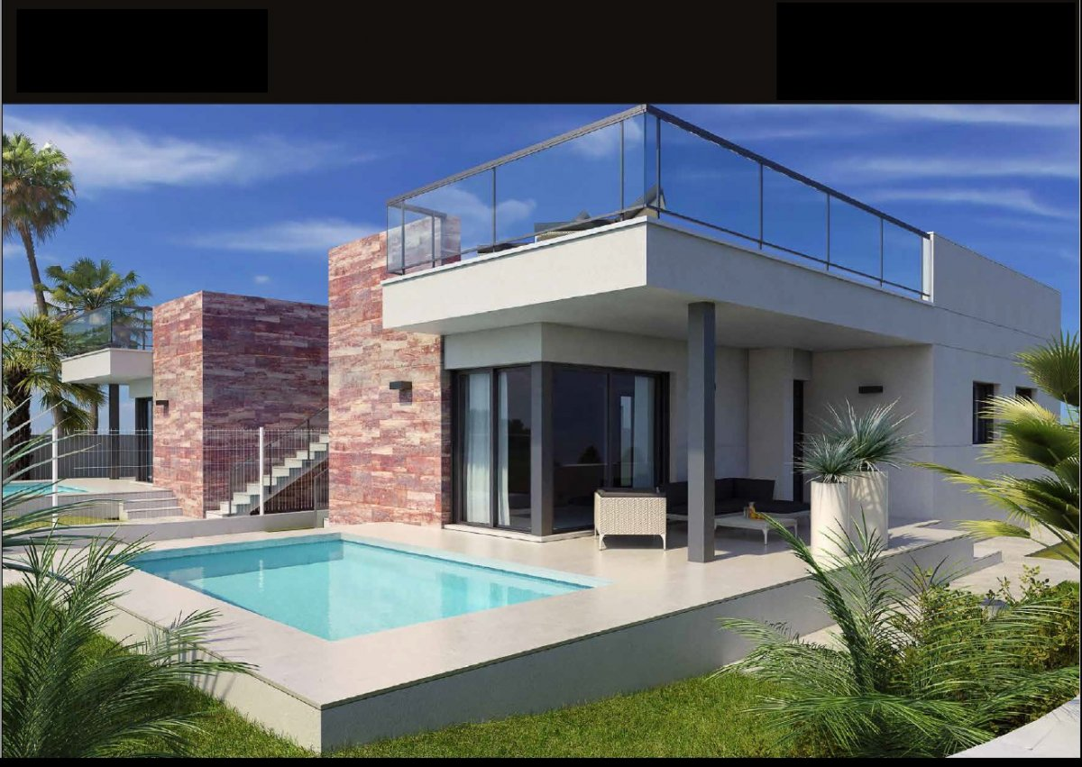 Viviendas unifamiliares con jardín y piscina privada - Apartamento en Els Poblets