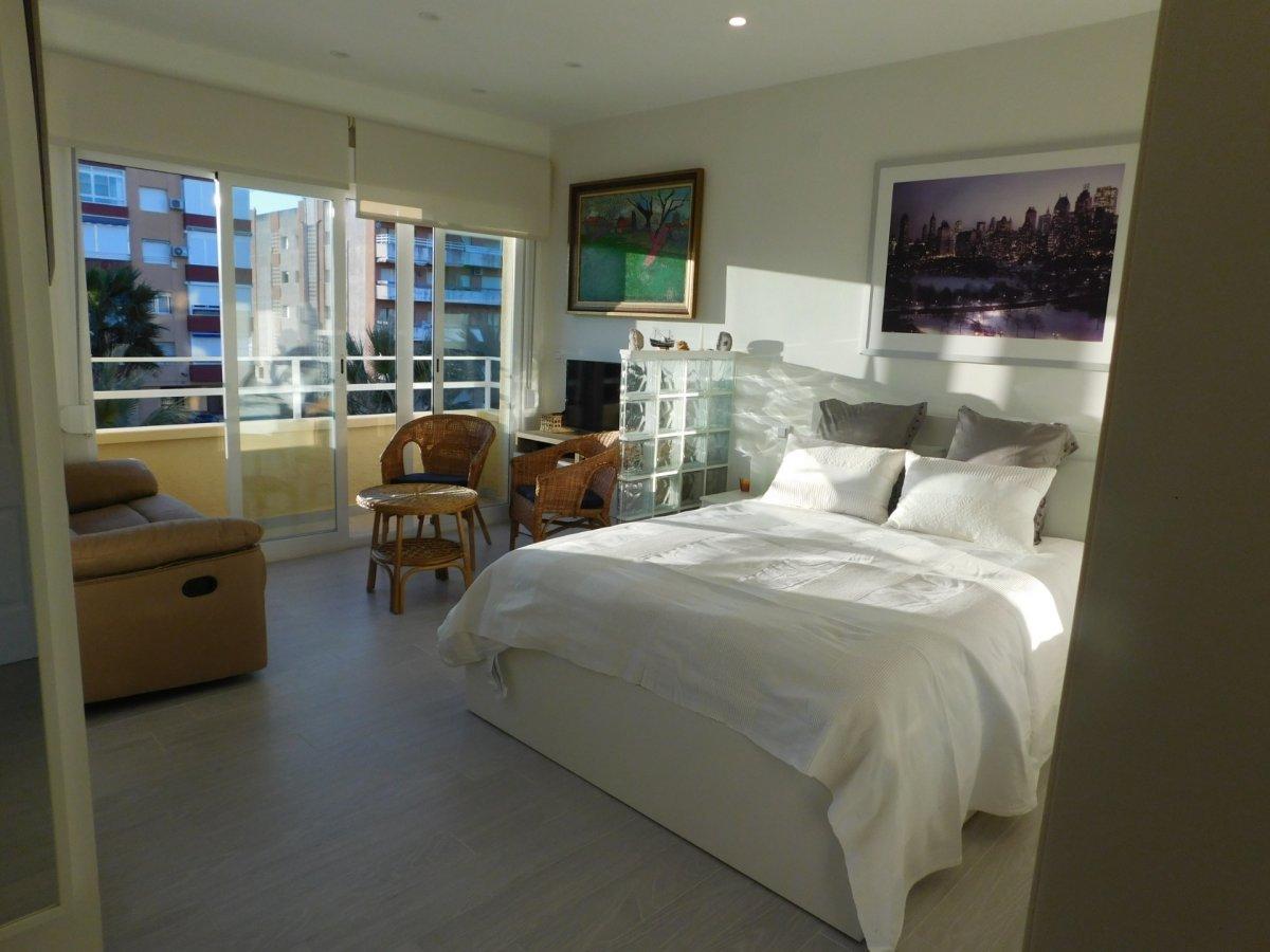 Estudio reformado con vistas a la montaña - Apartamento en Denia