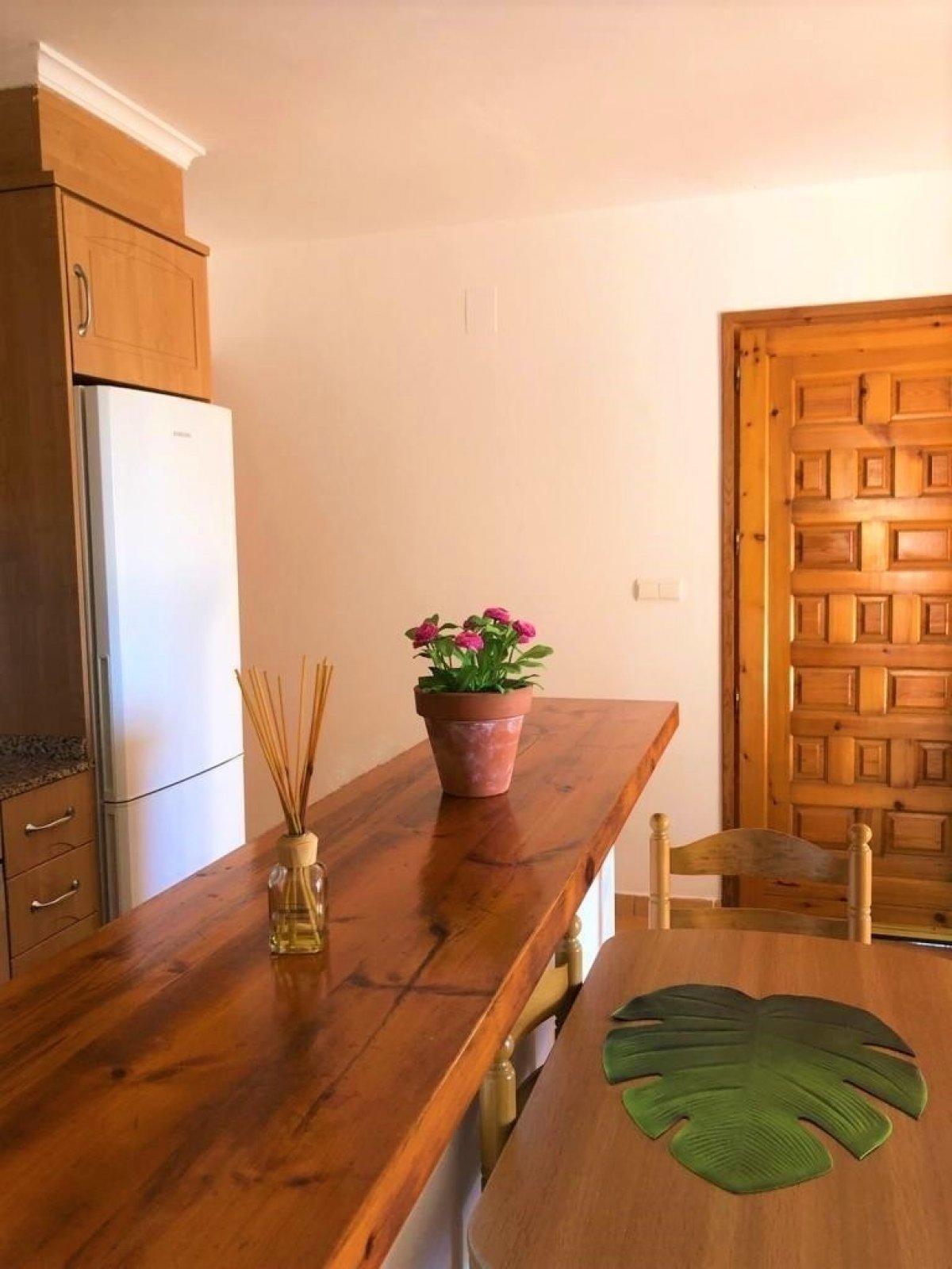 Bungalow de 1 dormitorio Montgó - Apartamento en Denia