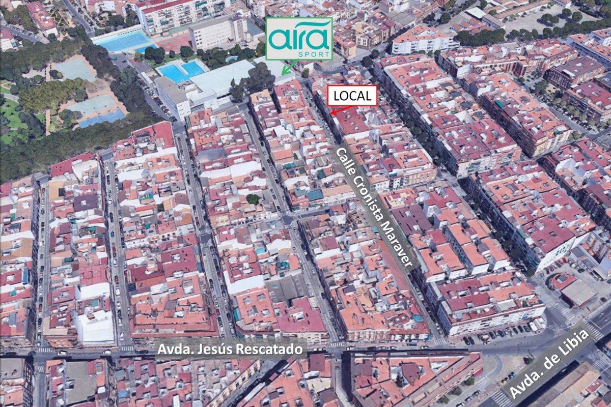 local-comercial en cordoba · vinuela-rescatado 149000€
