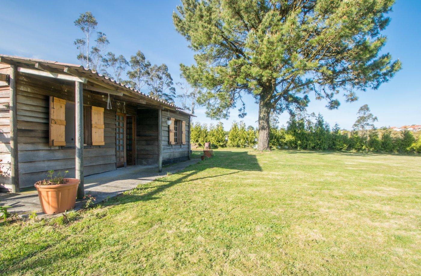 casa-de-campo en carral · xalo 48000€