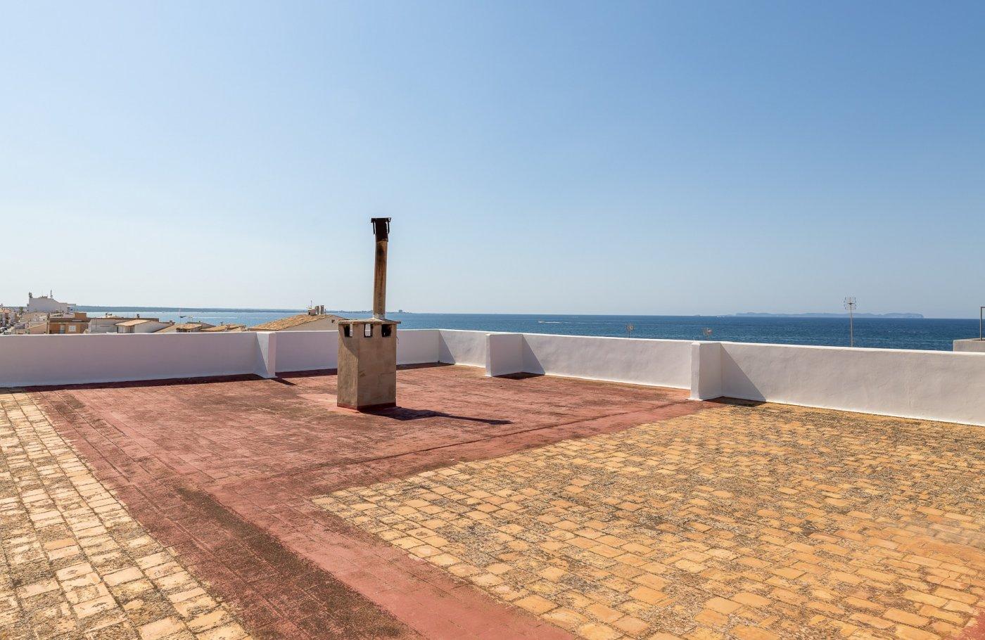 Piso con vistas al mar en sa rápita - imagenInmueble33