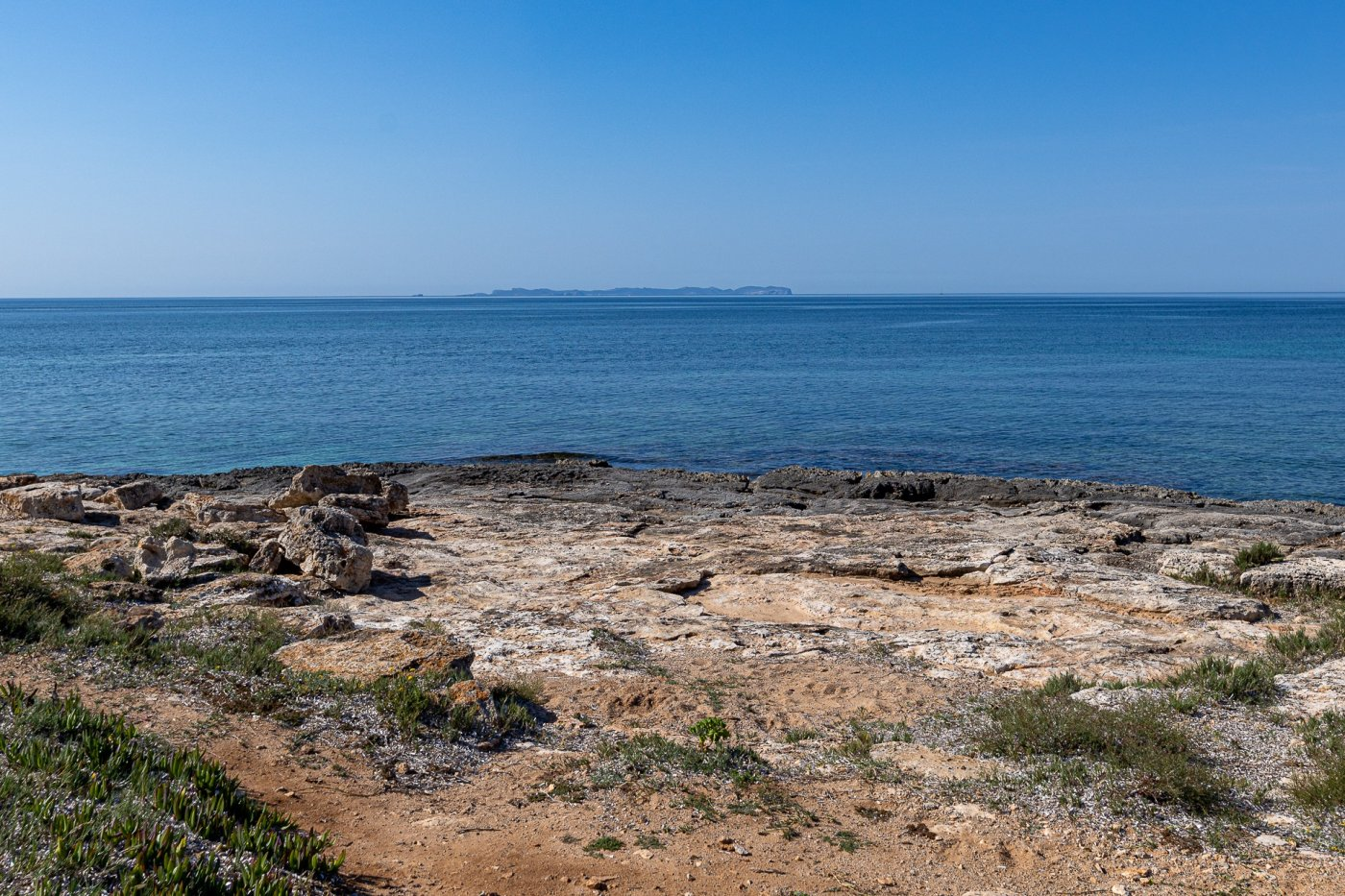 Piso con vistas al mar en sa rápita - imagenInmueble5