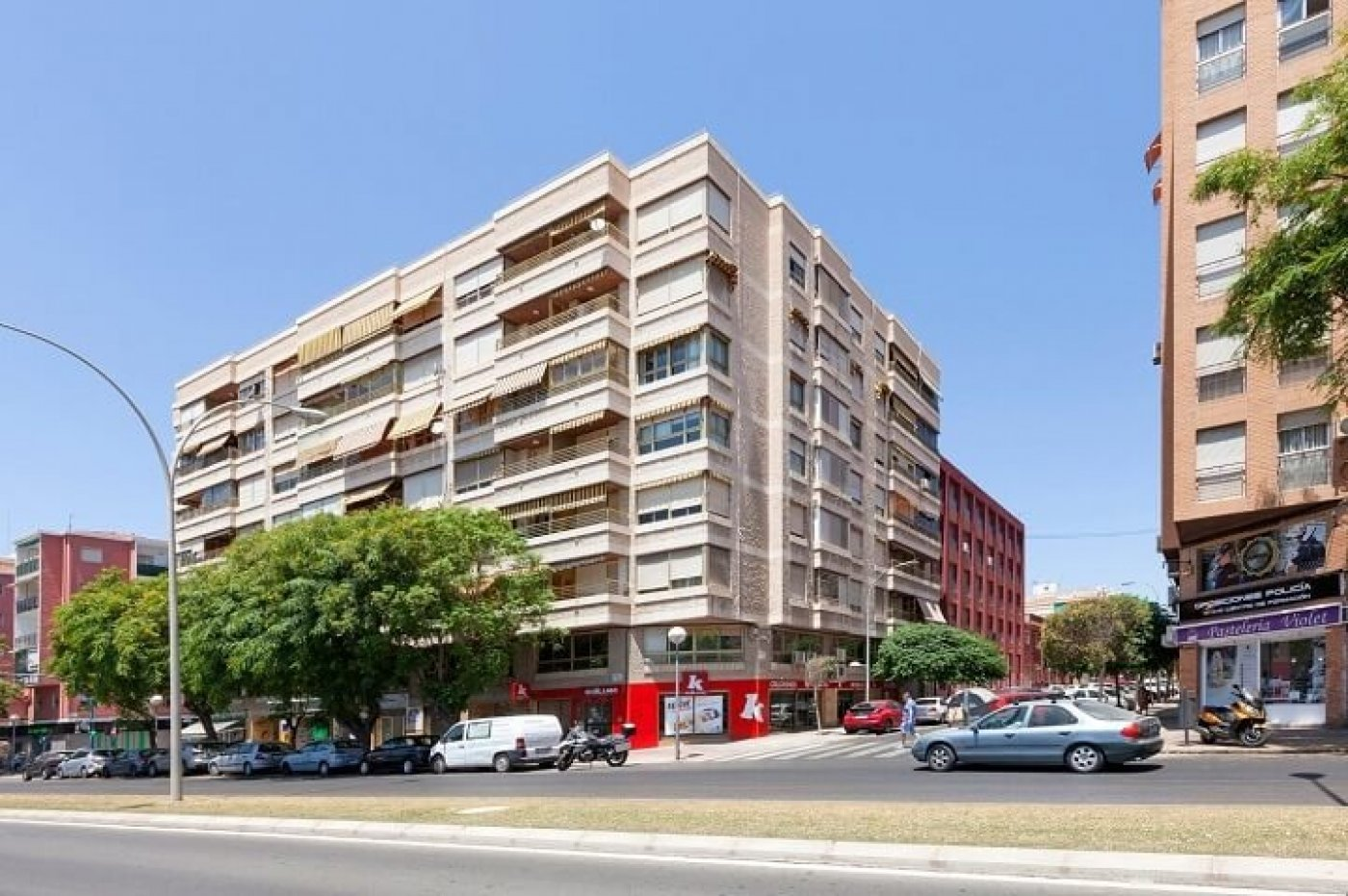 piso en alicante · benalua 155000€