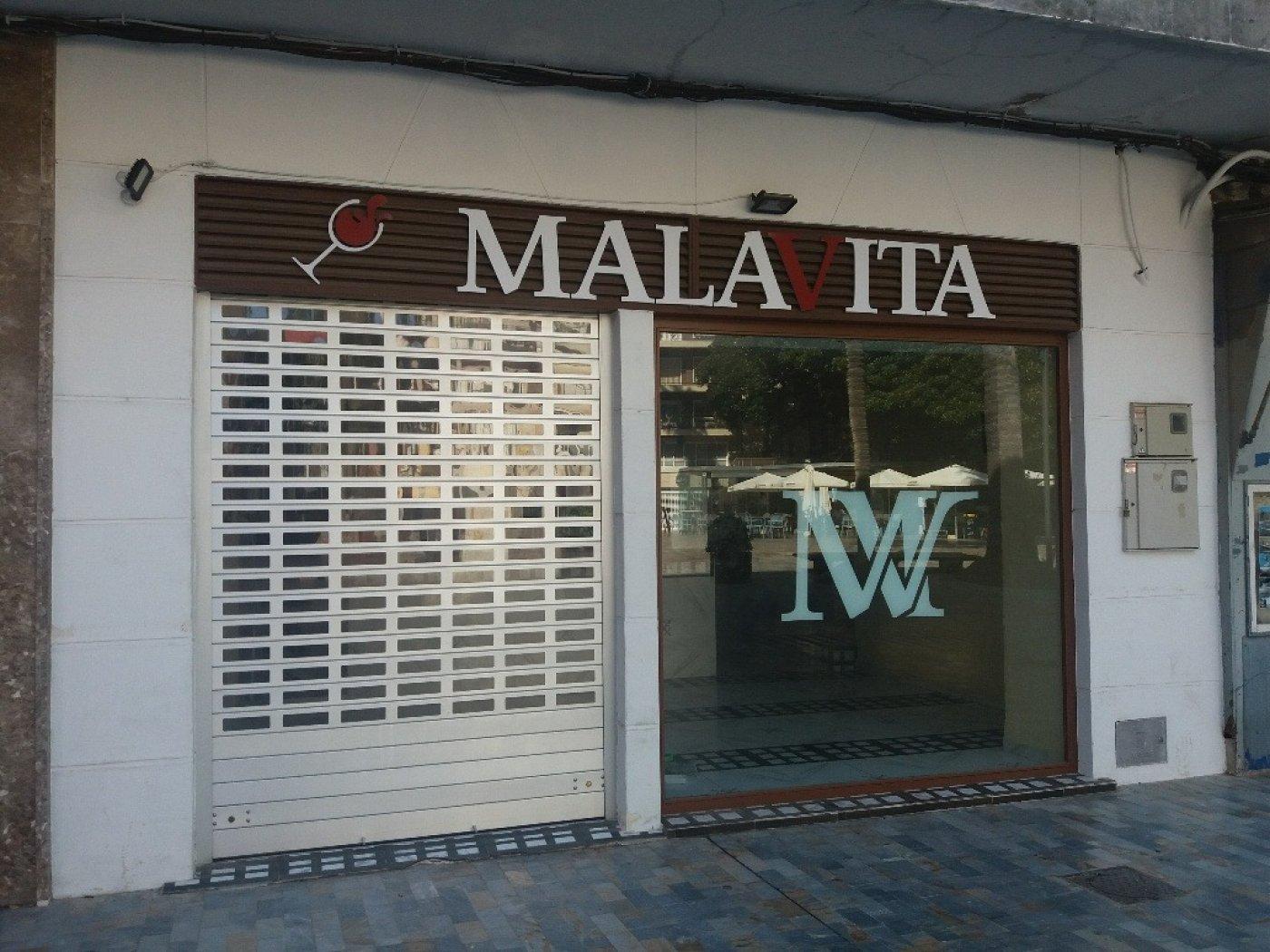 local-comercial en cartagena · casco-antiguo 59000€