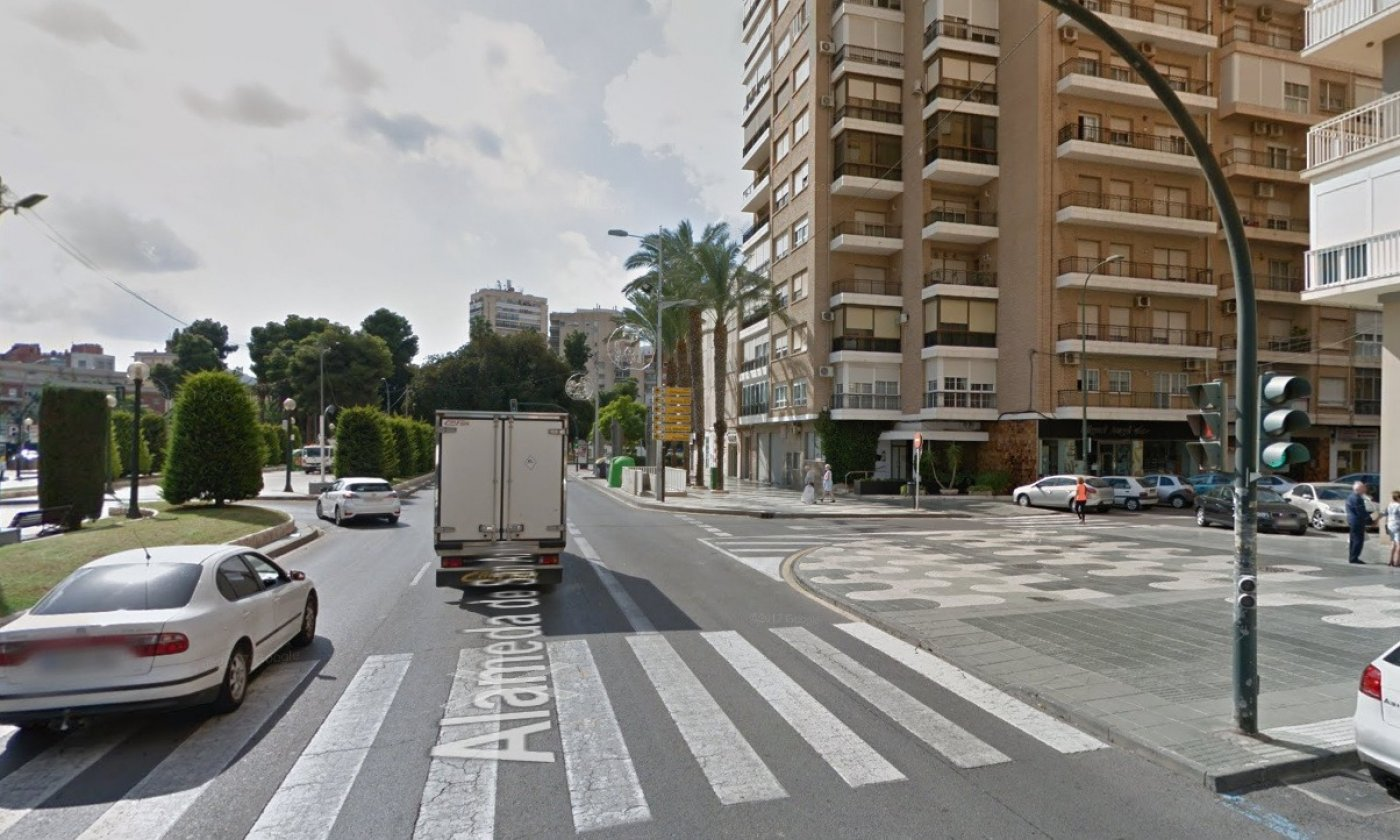 Premises for rent in Alameda san anton, Cartagena