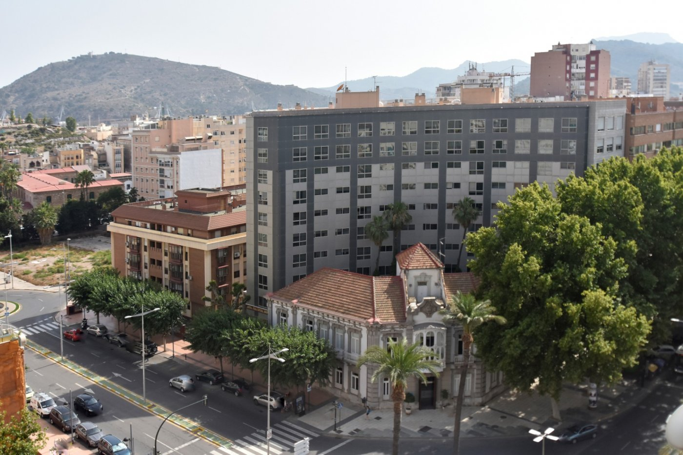 Piso reformar parcialmente en venta en Cartagena, Paseo Alfonso Xiii