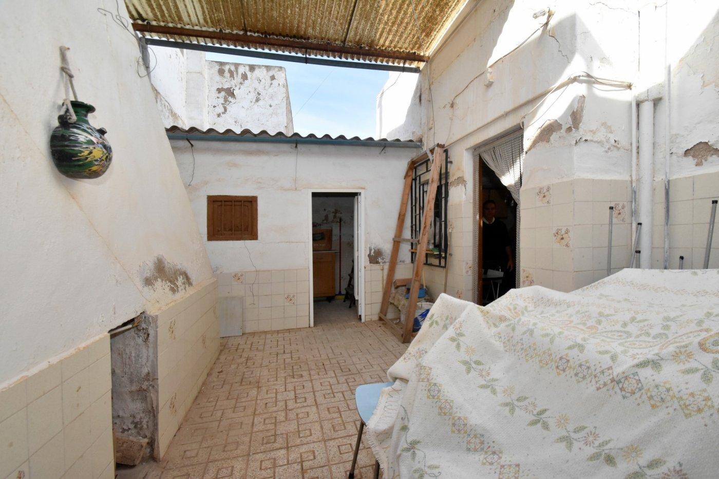 Casa para reformar en venta en Cartagena, El Bohio