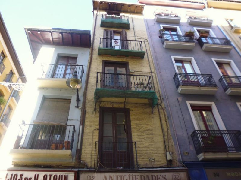 flats venta in pamplona casco viejo