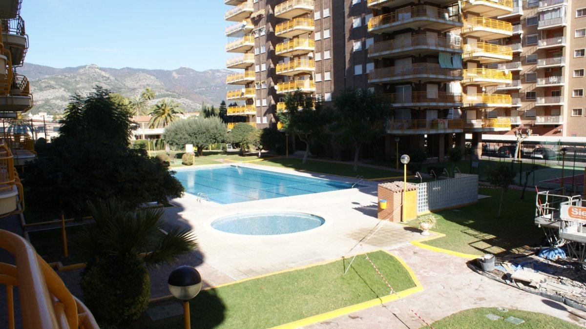 Apartamento en alquiler en Heliópolis, Benicasim