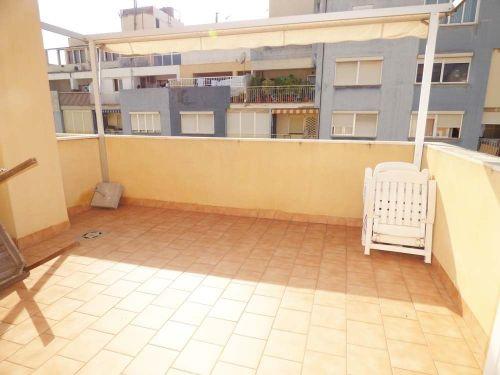 Es rafal vell. luminoso y soleado ático dúplex con terraza y vistas despejadas. - imagenInmueble1