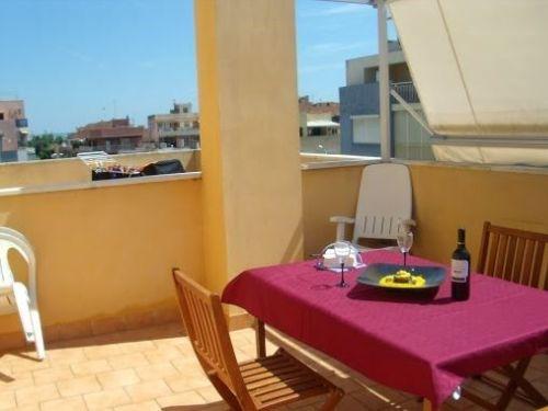 Es rafal vell. luminoso y soleado ático dúplex con terraza y vistas despejadas. - imagenInmueble26