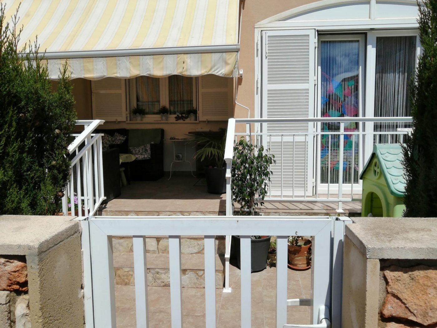 Ground Floor Apartment for sale in Port Adriano, Calvia