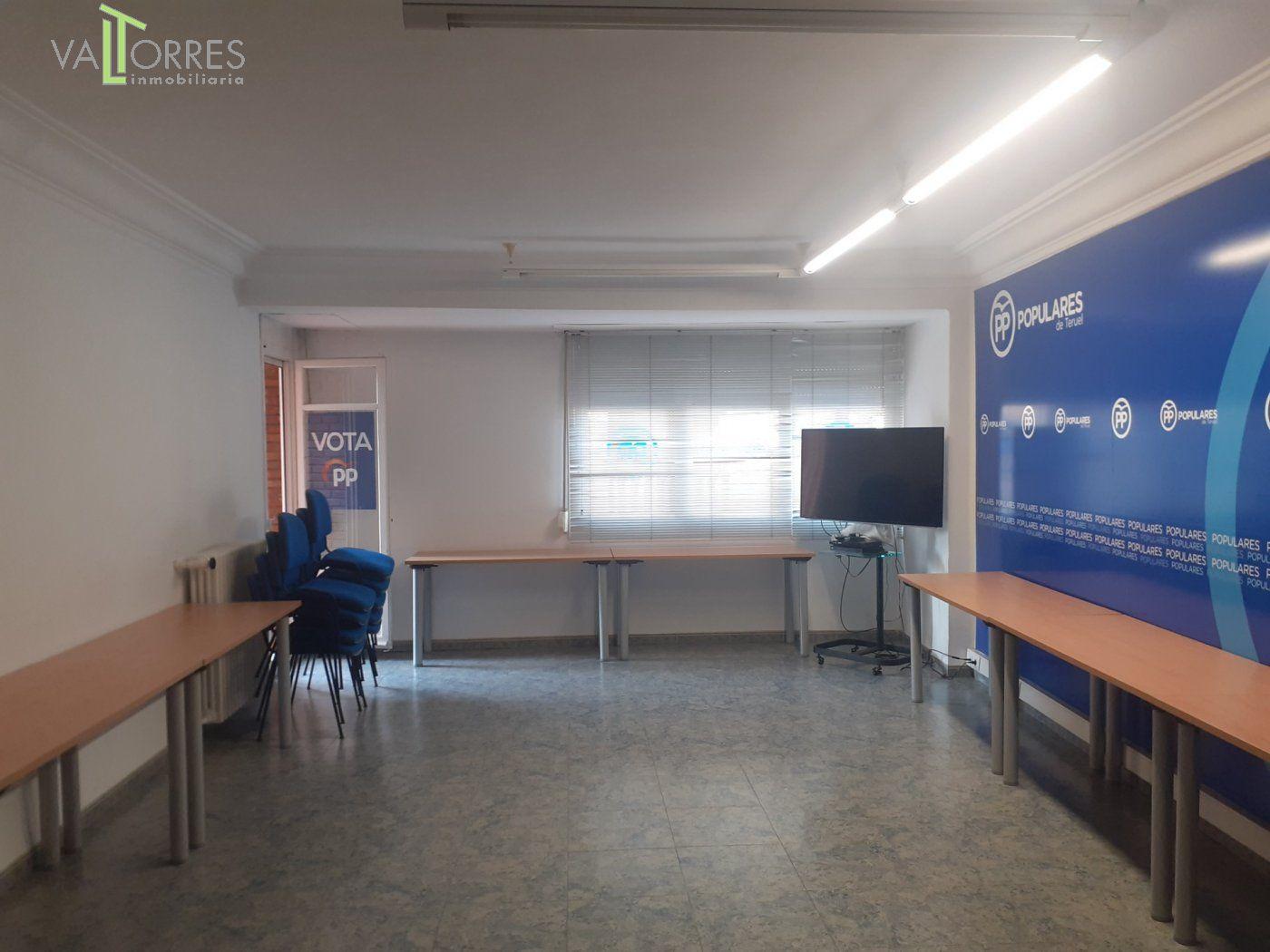 Oficina en alquiler en Centro, Teruel