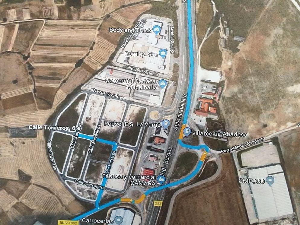 Parcela urbana en venta en Villagonzalo Pedernales