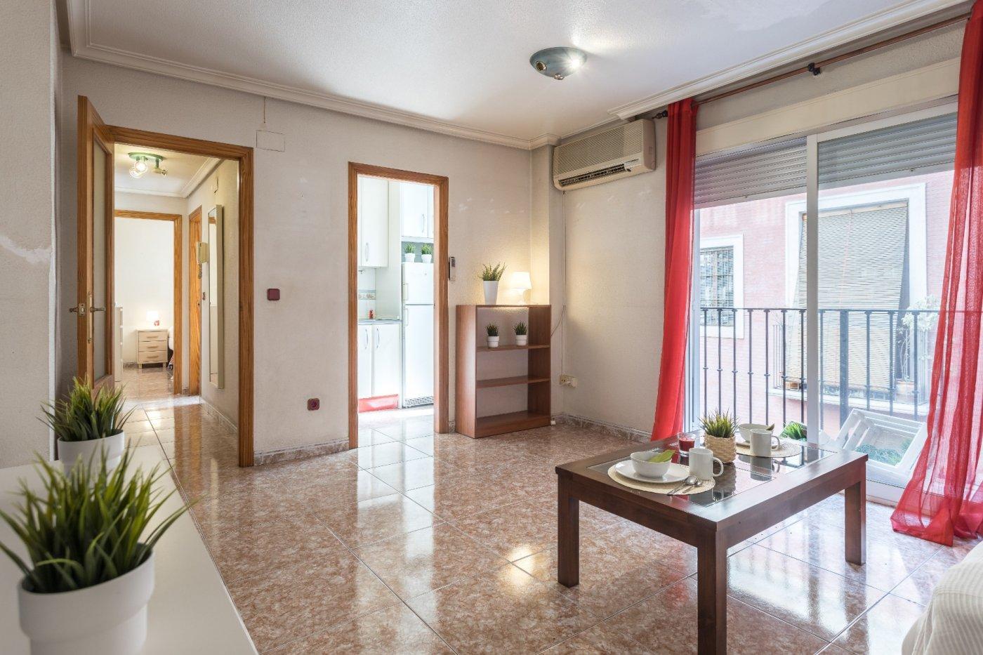 apartamento en murcia · barrio-del-carmen 72000€