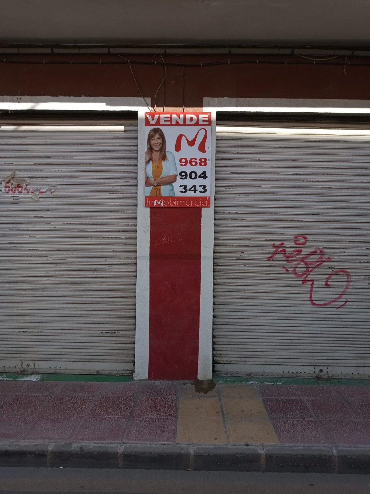 local-comercial en alcantarilla · alcantarilla 45000€