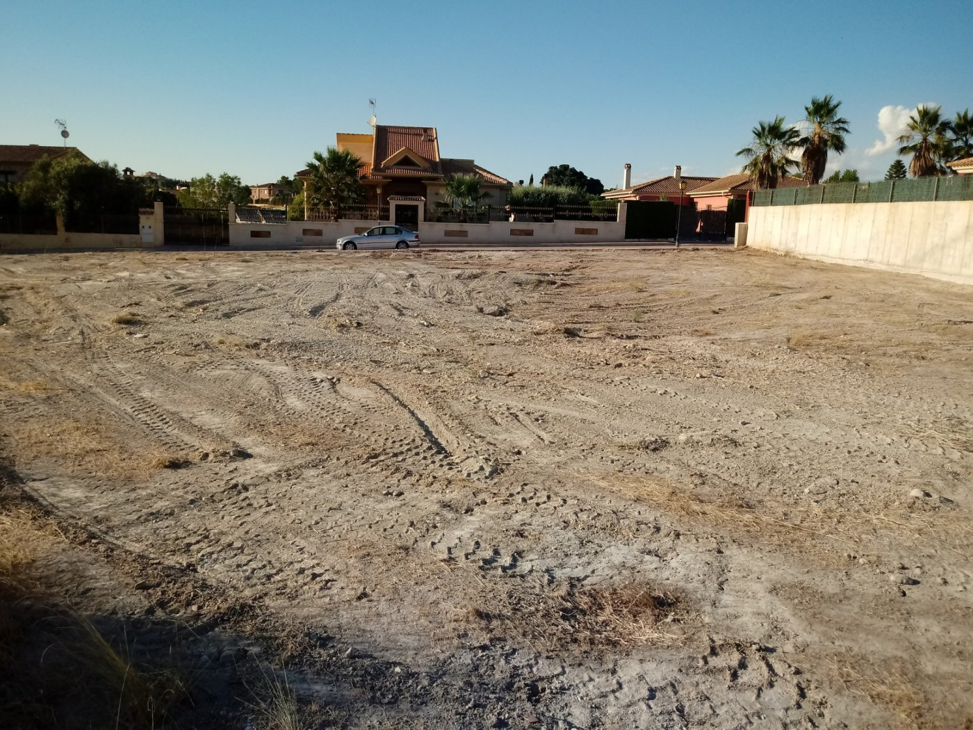 parcela en molina-de-segura · el-chorrico 55000€