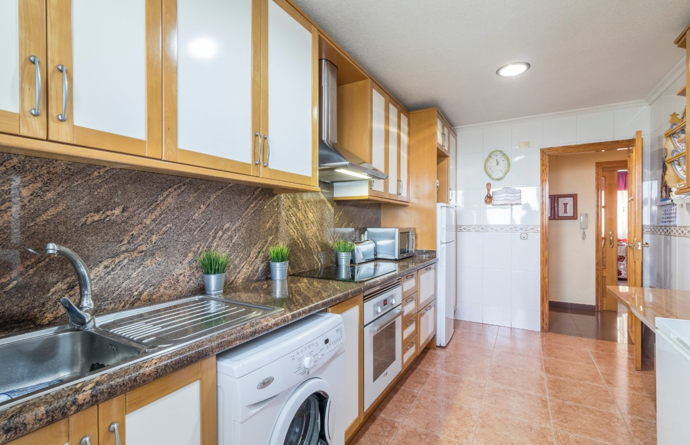 piso en beniajan · centro 75900€