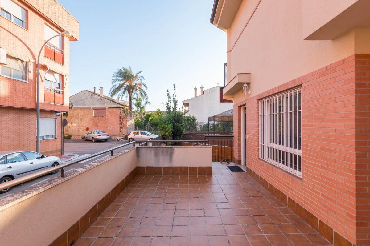 duplex en aljucer · residencial-los-alarises 157990€