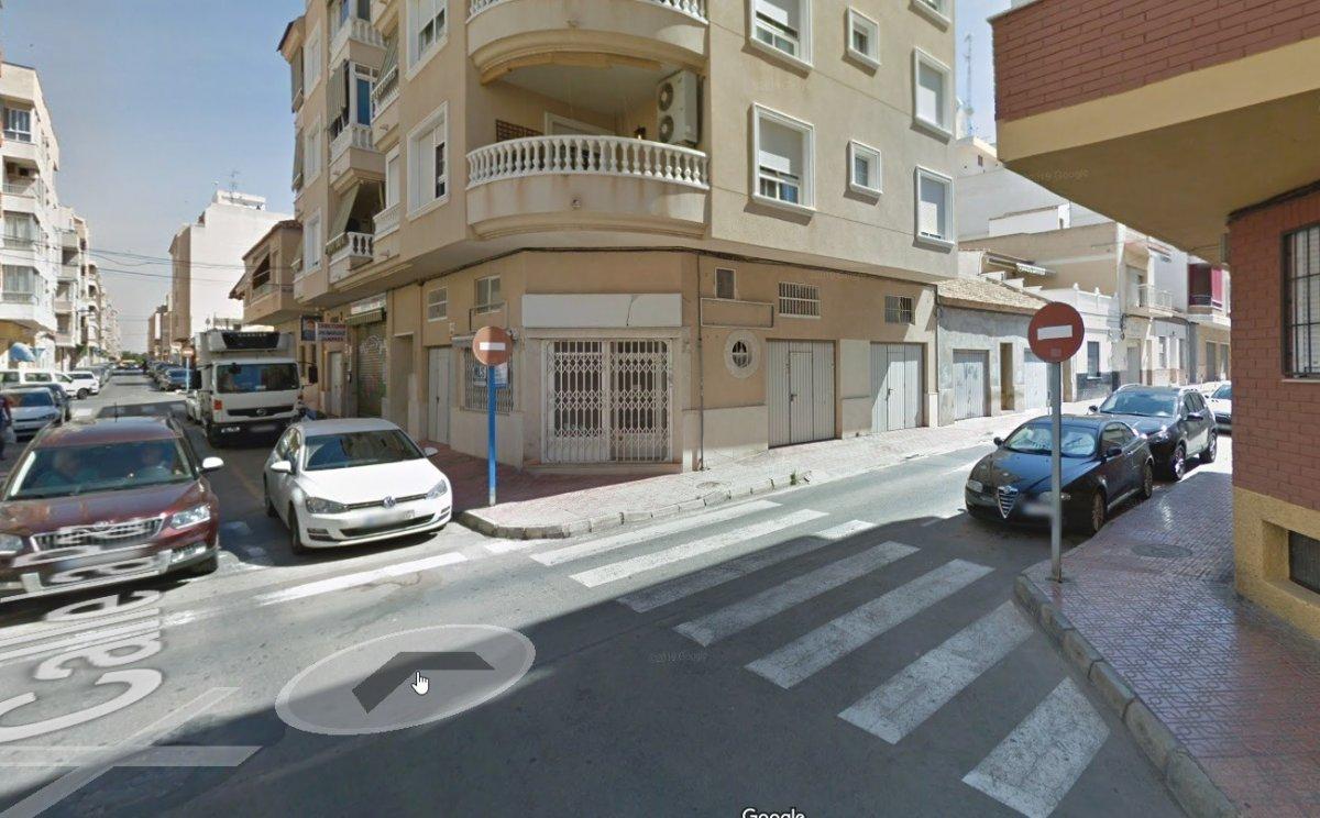 Geschäftsraum en Torrevieja zona Centro