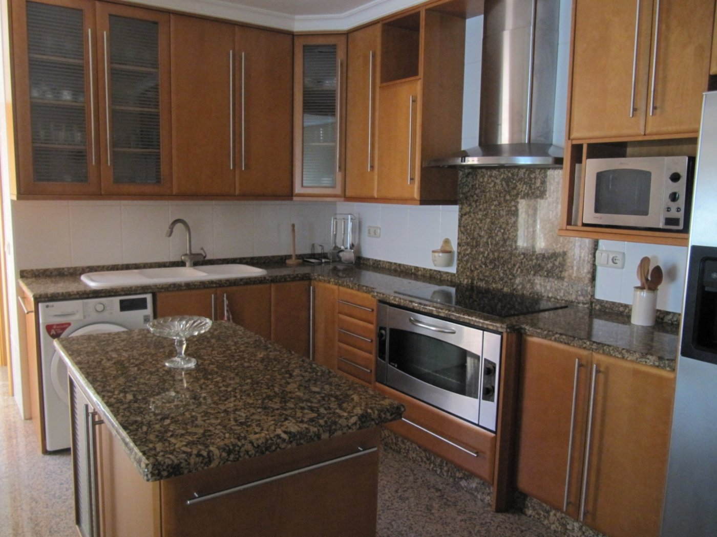 Ground Floor Apartment for rent in Casas del seÑor, Monovar