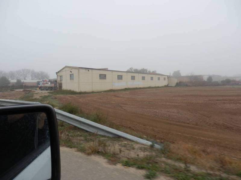 Warehouse for rent in Sin Zona, Mallen