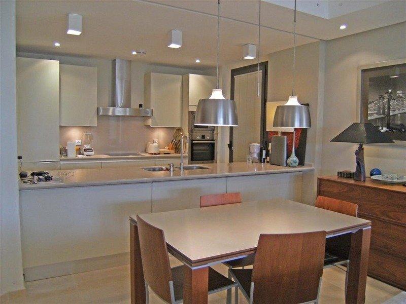 Modern ground floor apartment in Golden Mile.