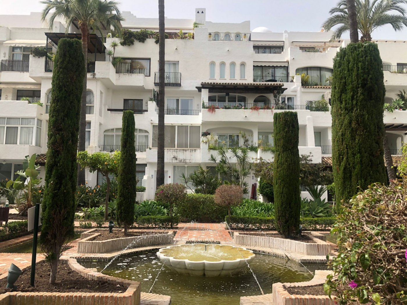 Penthouse Puerto banus to reform investros opptunity
