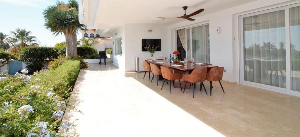 Stunning villa with amazing panoramic views to the sea in Paraiso Alto, Benahavis