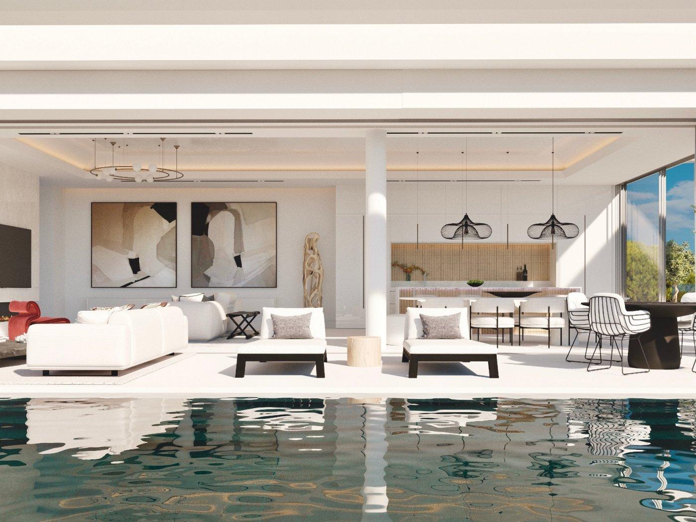 World Class Design Villas in Real de La Quinta