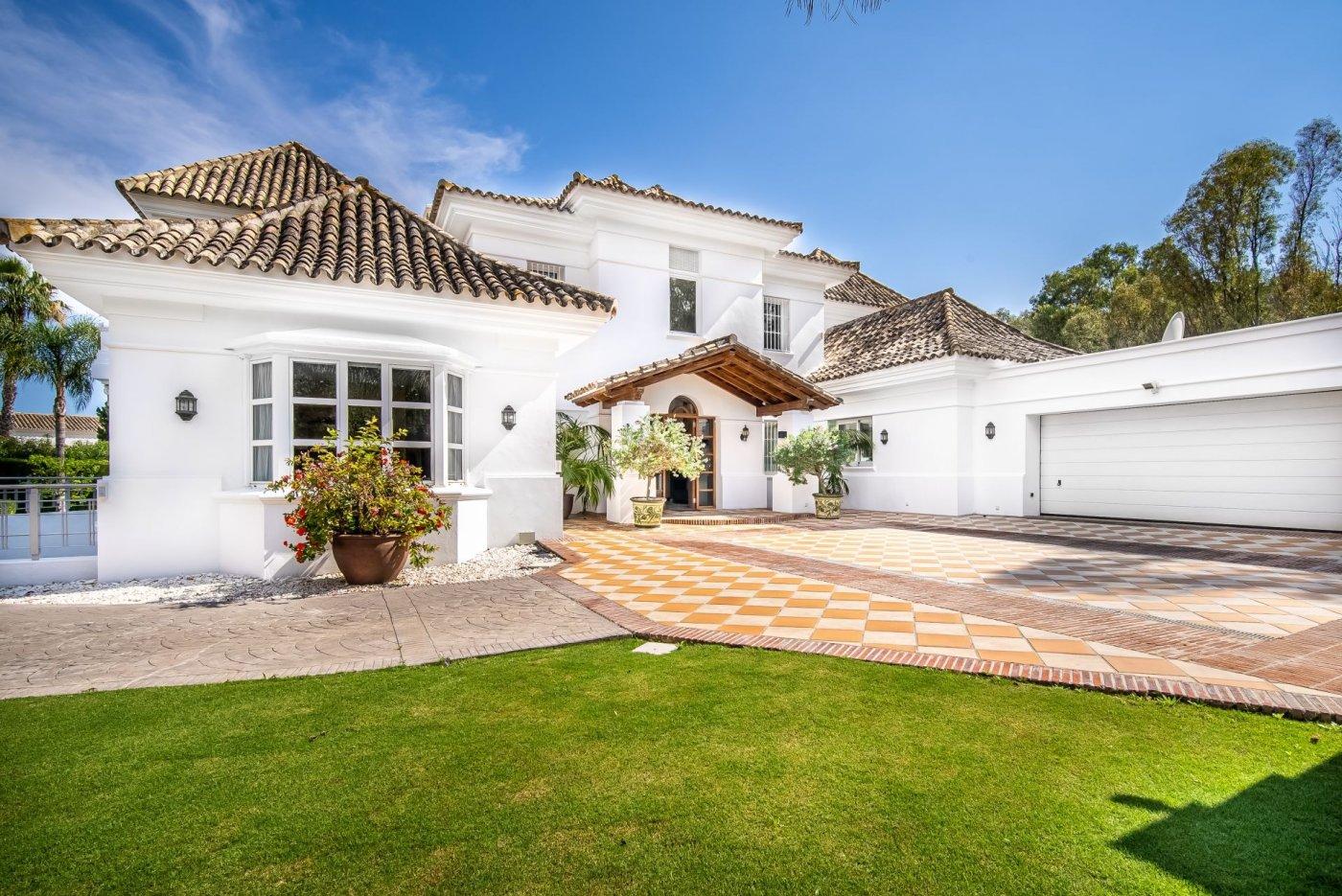 Villa, Nueva Andalucía in the heart of Marbella's Golf Valley