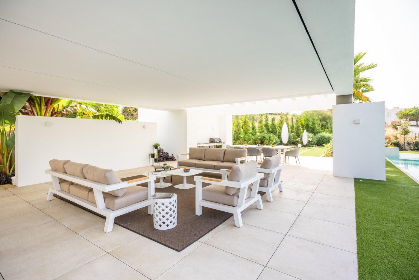Brand new modern villa for sale in La Alqueria