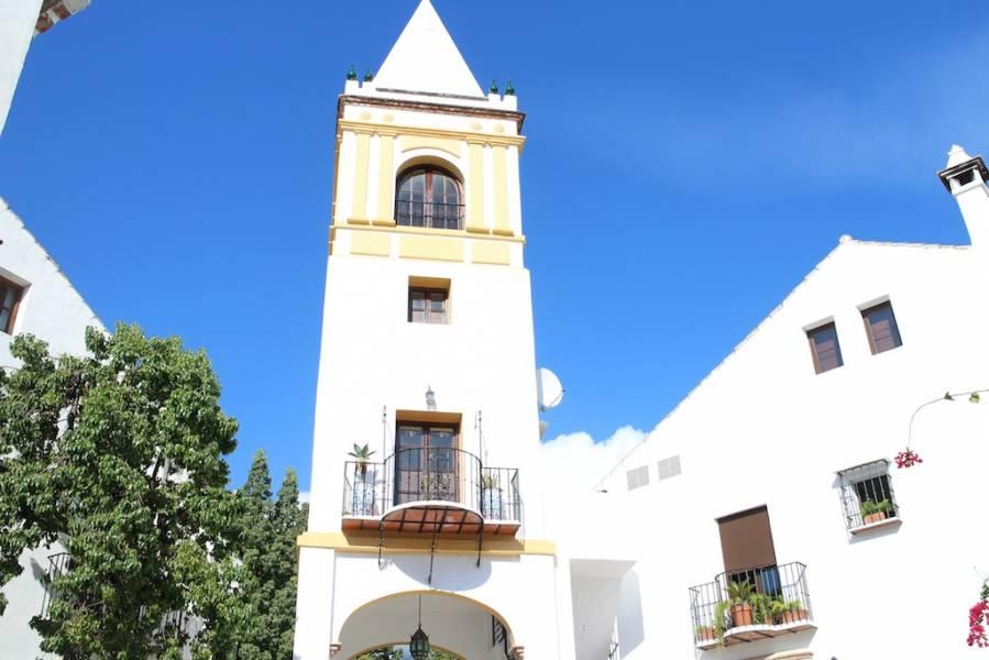 Nice tower in Nagueles,Marbella