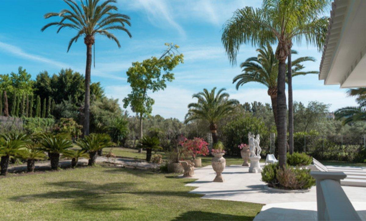 Luxury exclusive villa