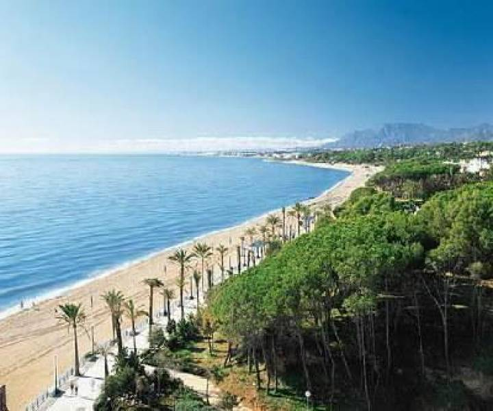 Amazing townhouse in Marbella with fantastic views