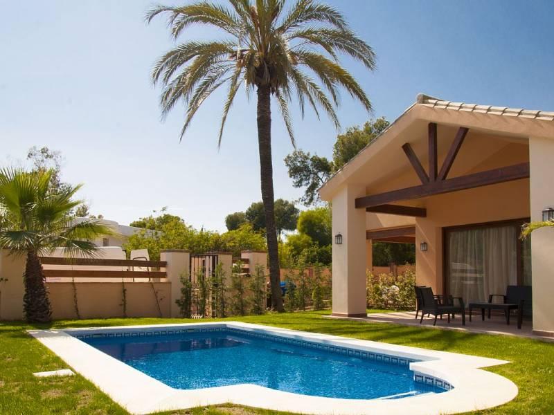 Nice villa in Las Chapas,Marbella