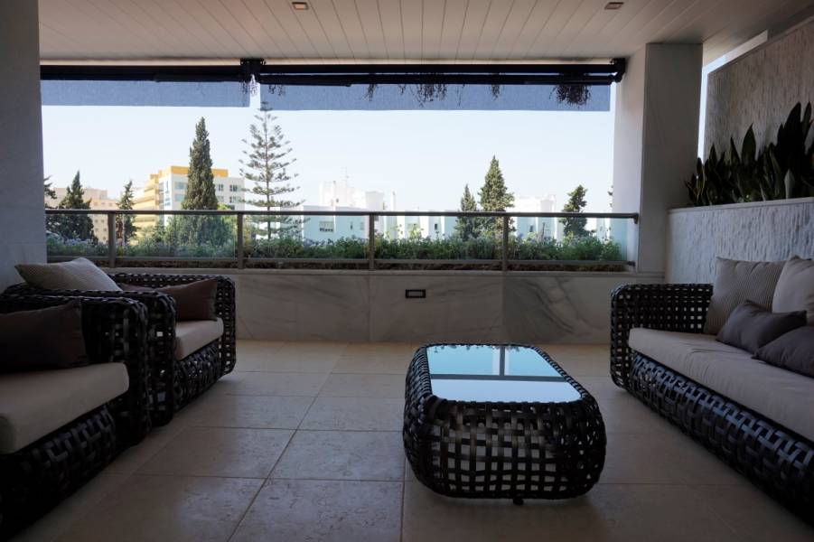 Fabulous apartment in Golden Mile,Marbella